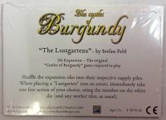 Castles of Burgundy - Lustgarten 5th Expansion