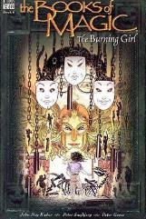 Books of Magic #6 - The Burning Girl