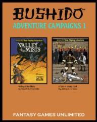 Adventure Campaigns 1