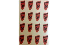 Elvian Eagle Shield Transfers