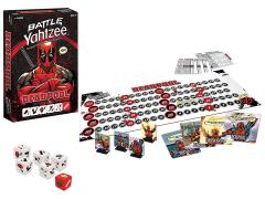 Battle Yahtzee - Deadpool Edition