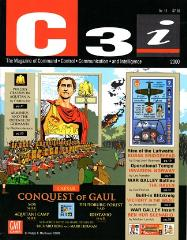 "#11 ""Conquest of Gaul, Rise of the Luftwaffe, Ben Hur Scenario for War Galley"""
