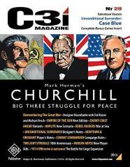 #28 w/Churchill