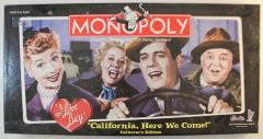"Monopoly - I Love Lucy ""California Here We Come"" Collector's Edition"