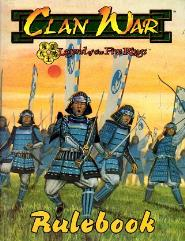 Clan War - Rulebook Set