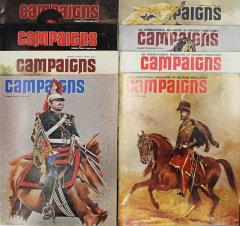Campaigns Grab Bag Collection - 8 Issues!