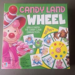 Candy Land Wheel