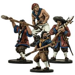 European Cannon Crew Unit
