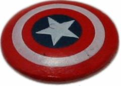 Captain America Shield 3D Object (Limited Edition)