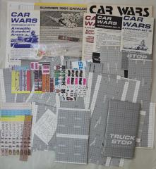 Car Wars Collection #3 - Base Game + 4 Expansions!