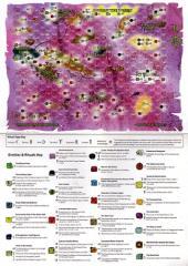 Carcosa Cardstock Map