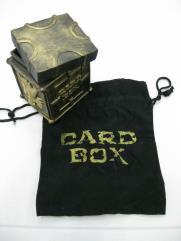 Card Box - Bronze