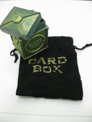 Card Box - Green