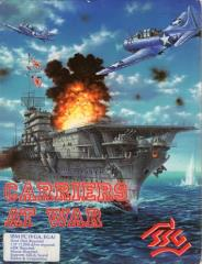 """Carriers at War (PC 5 1/4"""")"""