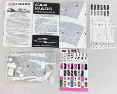 Car Wars Collection - Base Game + Expansion #1