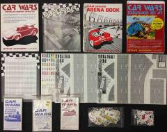 Car Wars Supplement Collection - 7 Supplements!