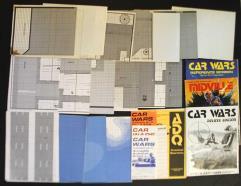 Car Wars Mega Components Collection #2