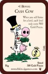 Munchkin - Cash Cow