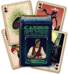 Casino R'lyeh Playing Cards
