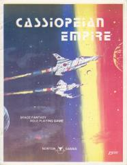 Cassiopeian Empire Player's Book