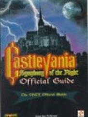 Castlevania - Symphony of the Night, Official Strategy Guide