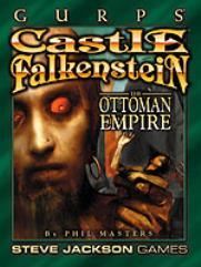 Castle Falkenstein - The Ottoman Empire