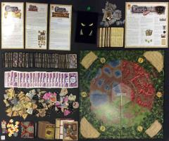Castle Panic Collection #2 - Base Game + 3 Expansions!
