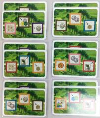 Castles of Burgundy - Trade Route Cards