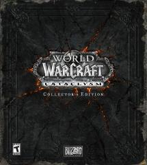World of Warcraft - Cataclysm (Collector's Edition)