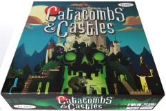 Catacombs & Castles Collection - Base Game + 2 Expansions!