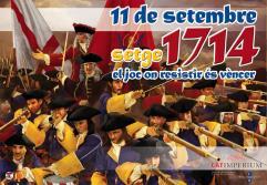 September 11th - Siege 1714