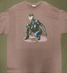 Catwoman T-Shirt (XXL)