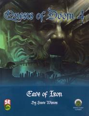 Cave of Iron (D&D 5e)