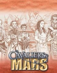 Cavaliers of Mars - GM Screen