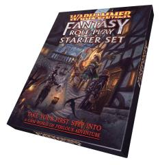 Warhammer Fantasy RPG - Starter Set (4th Edition)