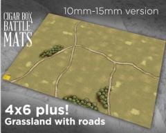 Grassland w/Roads (15mm)