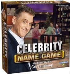 Celebrity Name Game