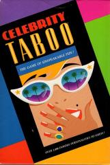 Celebrity Taboo