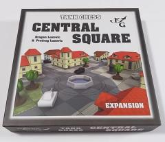 Tank Chess - Central Square Expansion