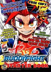 Future Card Buddyfight Starter Book