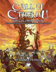 Call of Cthulhu - The Coloring Book