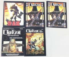 Chakan Comics Collection