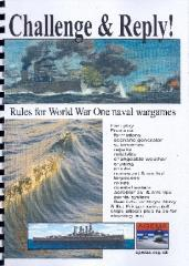 Challenge & Reply! - Rules of World War I Naval Wargames