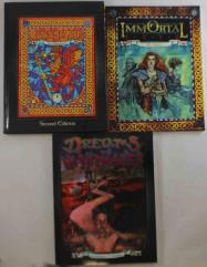 Changeling - The Dreaming Supplement Collection - 3 Books!