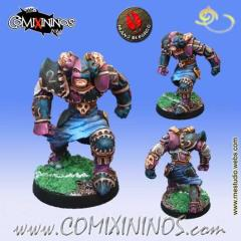 Kaos Warrior #2