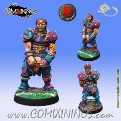 Kaos Warrior #3