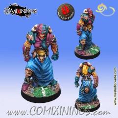 Kaos Warrior #4