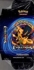 XY Evolutions Deck Box Bundle