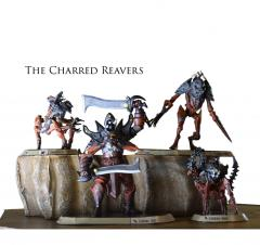 Gudanna - Charred Reavers