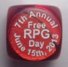 D6 2013 Free RPG Day Die (2)